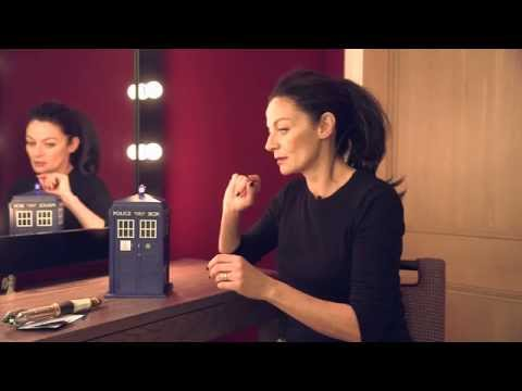 DOCTOR WHO's Michelle Gomez answers questions from the TARDIS tin! BBC AMERICA