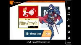 Elite Smash-Lucina