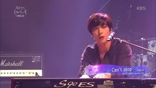 Gambar cover [kbsworld] 유희열의 스케치북 - CNBLUE-Can't Stop.20150918