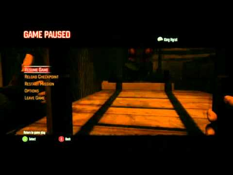 Fear 3 Ladder Scare 2011 Youtube