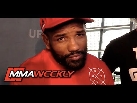 Yoel Romero: I Would Give an Organ to Michael Bisping