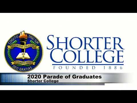 Shorter College 2020 Parade Of Graduates