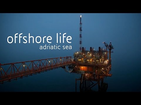 Offshore life - On Garibaldi C | Eni Video Channel