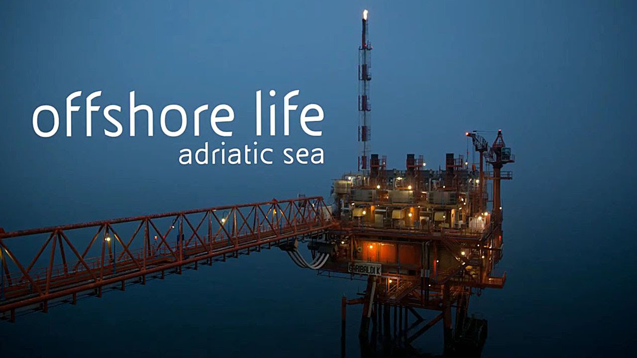 Eni Gas Offshore Life - On Garibaldi C | Eni Video Channel - Youtube