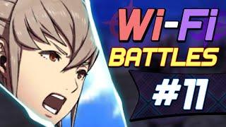Fire Emblem Fates: Online Wi-Fi Battles #11 - Divine Weapon Challenge!
