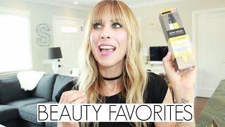 June Beauty Favorites + A Giveaway! | Summer Saldana