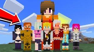 Minecraft PE : Addons/Mod Nanatsu no taizai !! (Minecraft Pocket Edition)