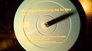 Chinz Ninja - Smart Alex ( Rui Da Silva remix )
