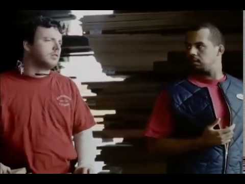 Fox Sports Net (FSN) - MLB Lumber Yard Commercial 2005 with the actor of AXN's Asia's Got Talent