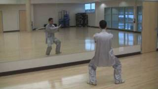 8-Form Tai Chi Rear View Review 8-Form Tai Chi Rear View