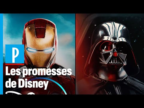 Disney + : ce que promet la plateforme de streaming