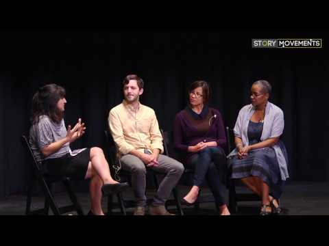 Story Movements Panel Discussion: Participate