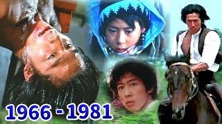 【真田広之】①1966年-1981年/可愛い子役から精悍なアクションスターへ!【Hiroyuki Sanada 】