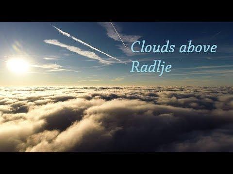 Clouds above Radlje