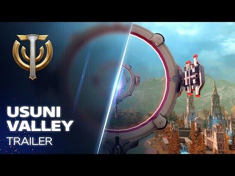 Skyforge - Usuni Valley Trailer