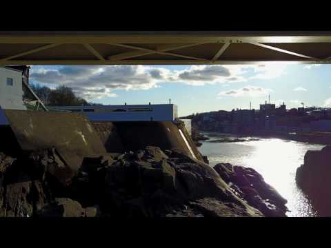 DRONE: Sarpsborg by air...