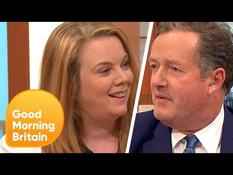 Piers Morgan Argues With Journalist Over Beauty Pageants | Good Morning Britain
