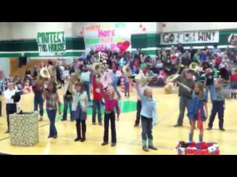 Wall Elementary School Christmas Program