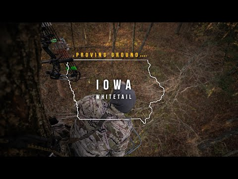 2020 Proving Ground // Iowa Whitetail With Lee Lakosky