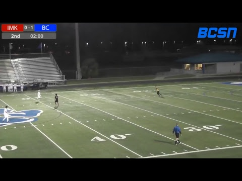 Barron Collier vs Immokalee Boys Soccer  BCSN