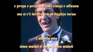 MINO REITANO CALABRIA MIA   YouTube
