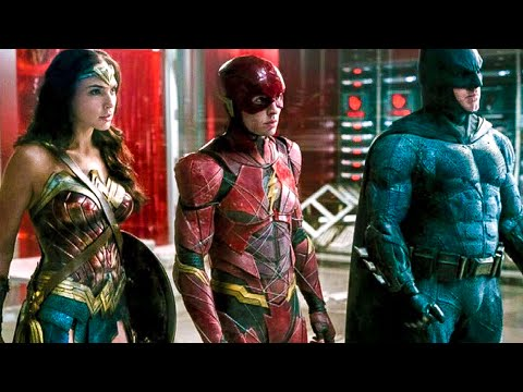 Thumbnail: JUSTICE LEAGUE Trailer 1 - 3 (2017)