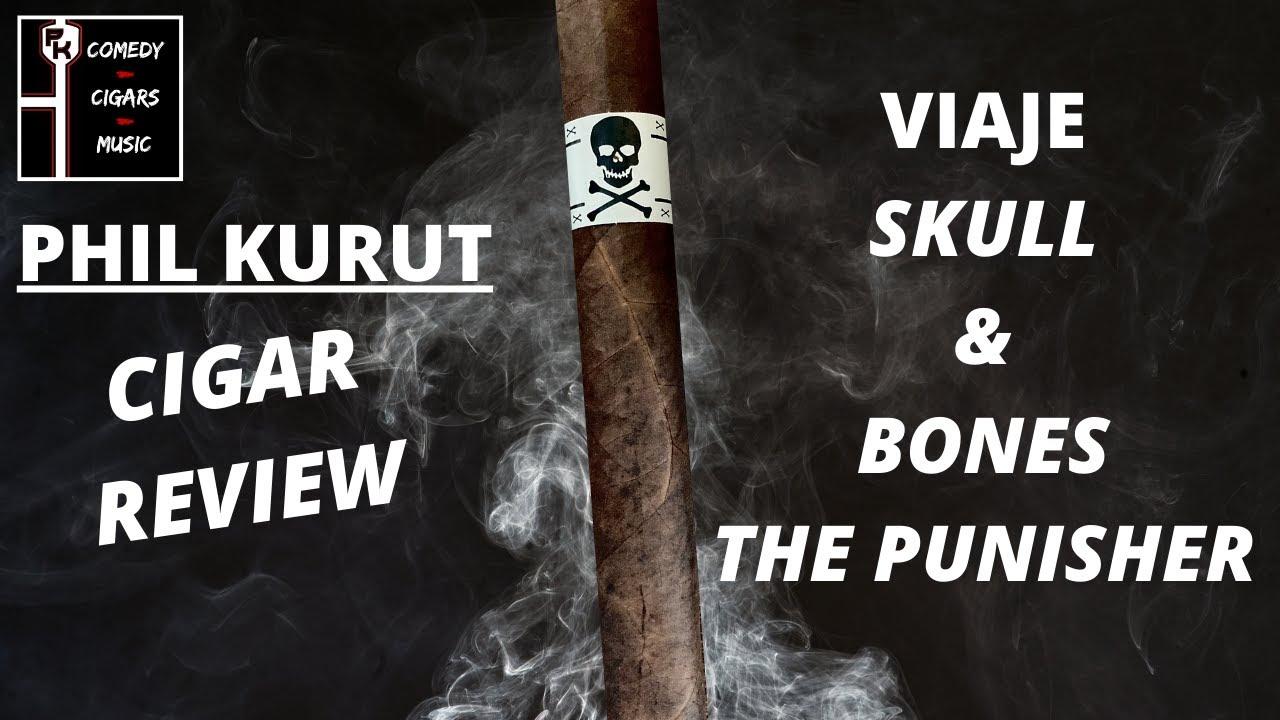 VIAJE SKULL & BONES THE PUNISHER | CIGAR REVIEW