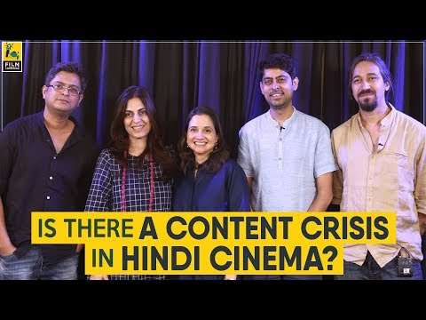 Is there a content crisis in Bollywood? Varun Grover Juhi Chaturvedi, Himanshu Sharma Saiwyn Quadras
