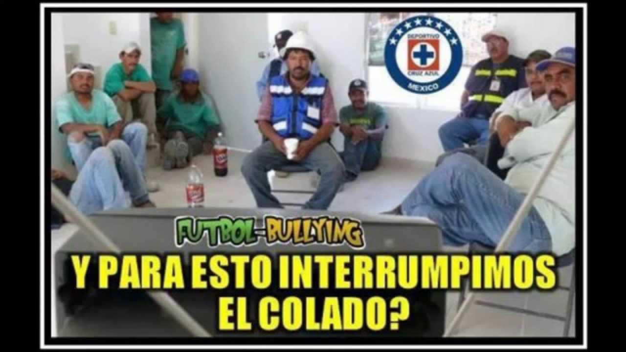 Memes Por La Derrota Del Cruz Azul Vs América 1-0 04/04 ...