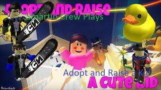 Roblox Adopt and Raise a Cute Kid Part 3 SUCCESS!! W/ Penguin, Com, and Jerry
