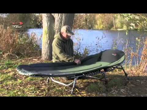 TF Gear Chill Out 3 Leg Bed From Total Fishing Gear
