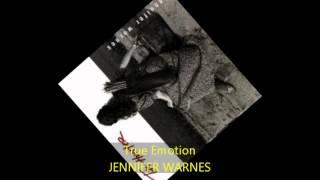 Jennifer Warnes - TRUE EMOTION
