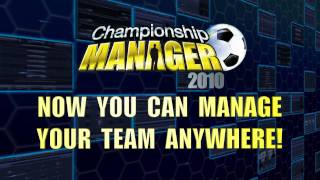 Championship Manager 2010 minis for PSN