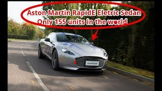 [Hot] News 2019 Aston Martin Rapide Sedan Only 155 Units In The World  |  Travelnews Corner