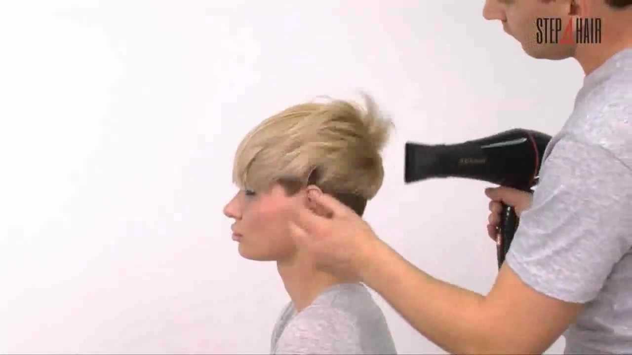 Kurs Fryzjerski Online Step 4 Hair Strzyżenie Damskie Z Koloryzacją