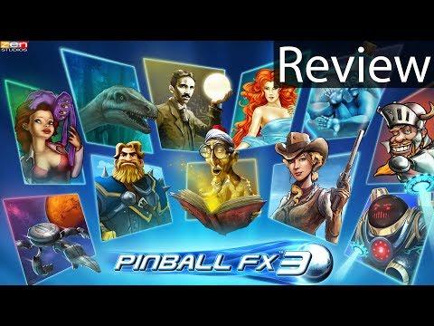 Pinball FX3 Gameplay Review