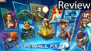 Pinball FX3 Gameplay Review