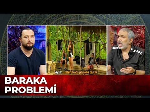 Ayşe, Aleyna'yı Barakada İstemedi!   Survivor Ekstra 101. Bölüm