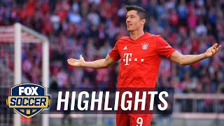 Bayern Munich Vs. 1. Fc Köln | 2019 Bundesliga Highlights