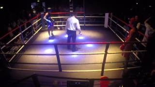 Ultra White Collar Boxing Exeter | Fight 10