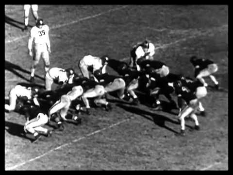 Army defeats Navy 23-7 1944