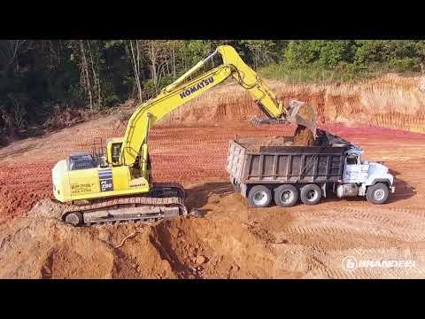 Komatsu PC290LC Excavator - Charlie Nelson Trucking & Excavating, LLC - Brandeis Machinery & Supply