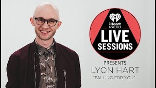 "Lyon hart ""falling for you"" acoustic performance 