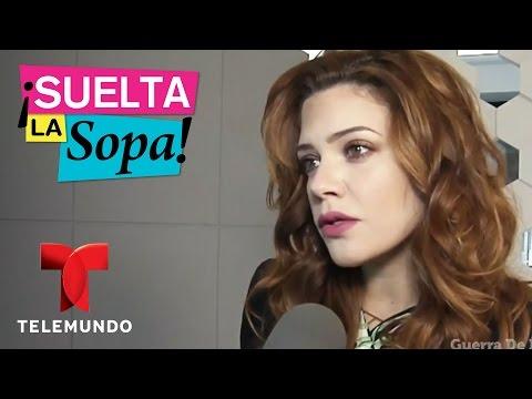 Angélica Celaya habló de su preparación para interpretar a Jenni Rivera  Suelta La Sopa  Entrete