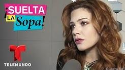 Angélica Celaya habló de su preparación para interpretar a Jenni Rivera | Suelta La Sopa | Entrete