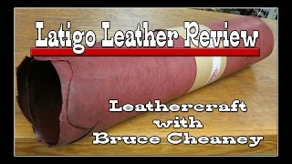 LATIGO LEATHER REVIEW