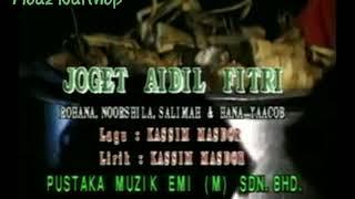 Joget Aidilfitri - Rohana Jalil, Norshila Amin, Salimah Mahmood & Hana Yaacob