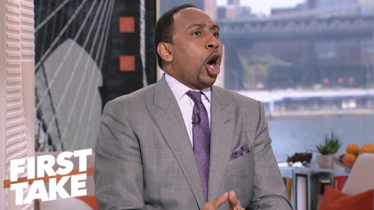 Stephen A. would choose Klay Thompson over Kawhi Leonard or Kevin Durant | Fist Take | ESPN