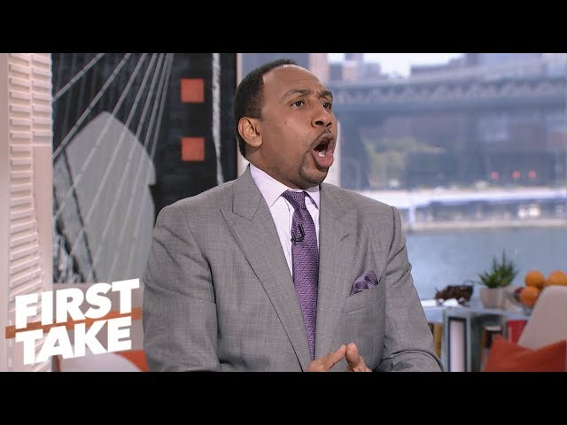 f1cc1bd2a72c Lakers news  Stephen A. Smith thinks Klay Thompson should be top target  over Kevin Durant