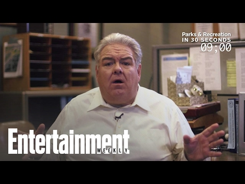 Jim O'Heir Explains 'Parks And Rec' In 30 Seconds  Entertainment Weekly